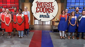 Worst Cooks in America (2012) on Netflix in France