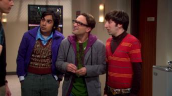 The Big Bang Theory: Season 1: The Pork Chop Indeterminacy