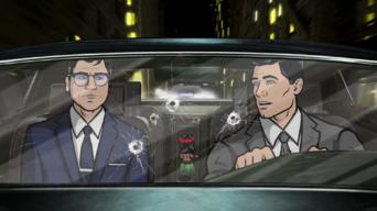 Archer: Season 1: Training Day
