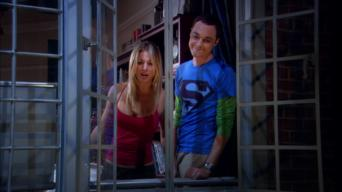 The Big Bang Theory: Season 2: The Panty Piñata Polarization