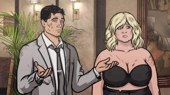 Archer: Season 7: Double Indecency