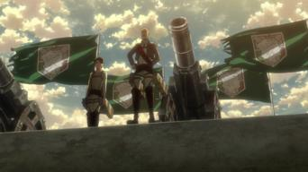 Attack on Titan: Season 1: Icon: Battle of Trost District, Part 7