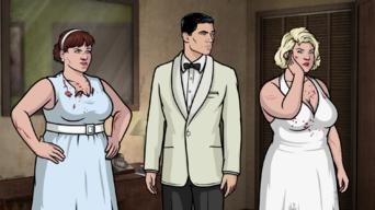 Archer: Season 6: Edie's Wedding