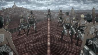 Attack on Titan: Season 1: The Small Blade: Battle of Trost District, Part 3