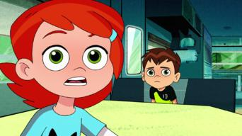 Ben 10: Season 1: Omni-Tricked Part 1