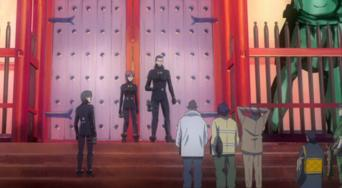 Gantz: Season 1: I'll Do It!