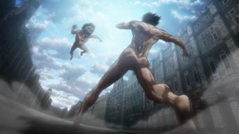 Attack on Titan: Season 1: Where the Left Arm Went: Battle of Trost District, Part 5