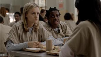 Orange Is the New Black: Season 1: Lesbian Request Denied