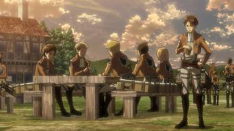 Attack on Titan: Season 1: Bite: 57th Expedition Beyond the Walls, Part 3