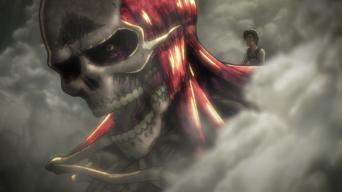 Attack on Titan: Season 1: Answer: Battle of Trost District, Part 6