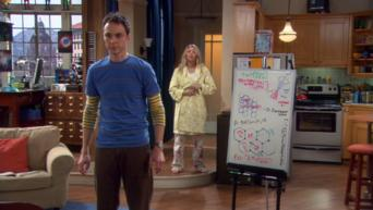 The Big Bang Theory: Season 3: The Einstein Approximation