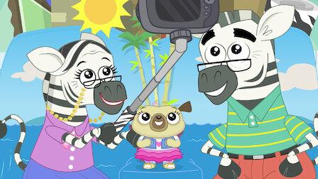 Watch Bye Bye Dazzles / Puggy Parent-Teacher Day. Episode 7 of Season 2.