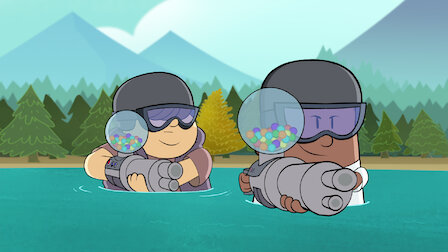 Watch Captain Underpants and the Cunning Combat of the Covert Camoflush. Episode 7 of Season 3.