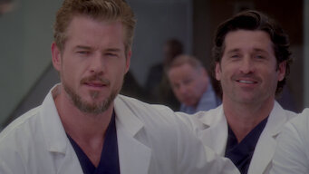 Grey's Anatomy: Season 8: What Is It About Men