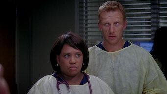 Grey's Anatomy: Season 8: Dark Was the Night