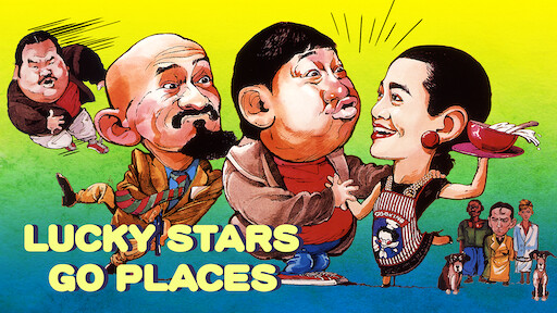 Lucky Stars Go Places
